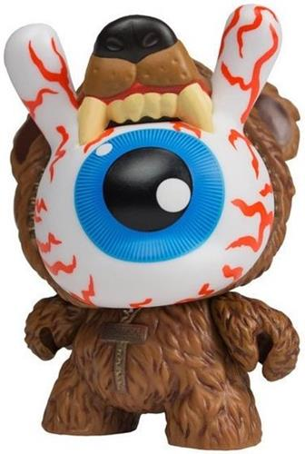 "Kid Robot 8"" Dunnys Bad News Dunny: Kodiak"