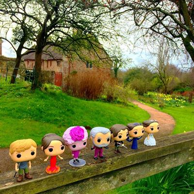 Funko Pop! Movies Effie Trinket AdamandPhotography on Instagram