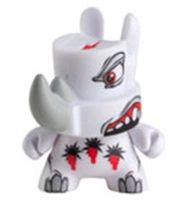 Kid Robot Fatcap Almost Gone (White) Stock