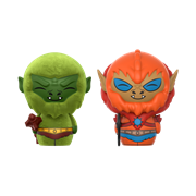 Dorbz Masters of the Universe Beast Man & Moss Man (2 Pack)