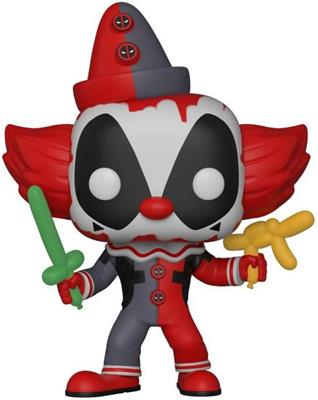 Funko Pop! Marvel Deadpool (Clown)