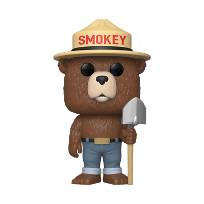 Funko Pop! Ad Icons Smokey Bear