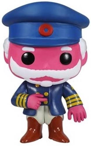Funko Pop! Rocks Captain Fred