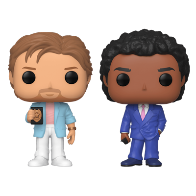 Funko Pop! Television Miami Vice 2-Pack
