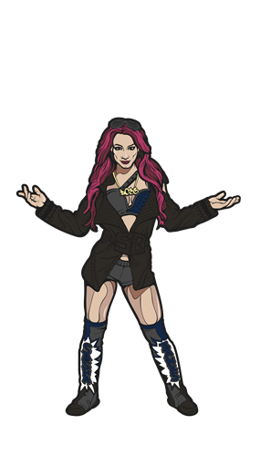 FiGPin WWE: Superstars Sasha Banks