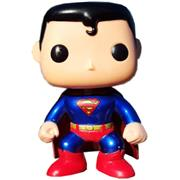 Funko Pop! Heroes Superman (Metallic)