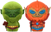 Dorbz Masters of the Universe Beast Man & Flocked Moss Man (2-Pack)