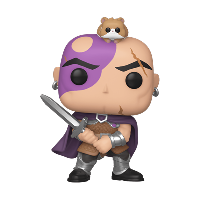 Funko Pop! Games Minsc and Boo