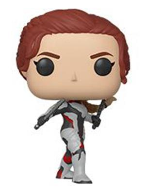 Funko Pop! Marvel Black Widow (EE) Icon
