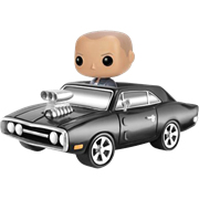 Funko Pop! Rides 1970 Charger w/ Dom Toretto