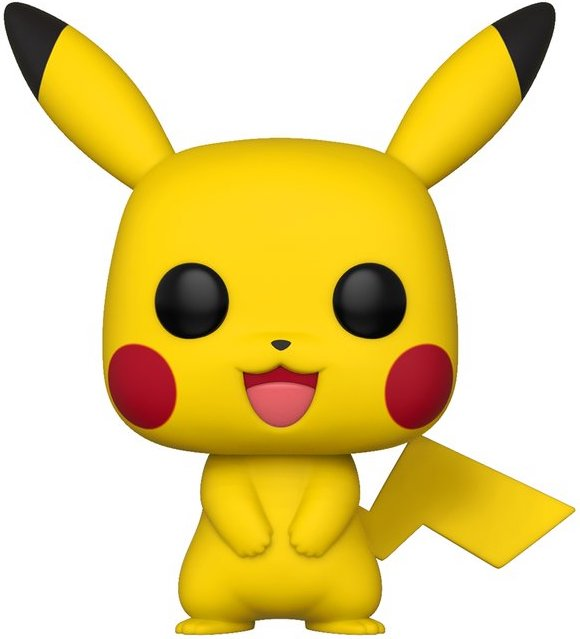 Funko Pop! Games Pikachu