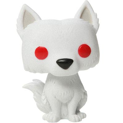 Funko Pop! Game of Thrones Ghost (Flocked)