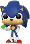 Funko Pop! Games Sonic (w/ Emerald)
