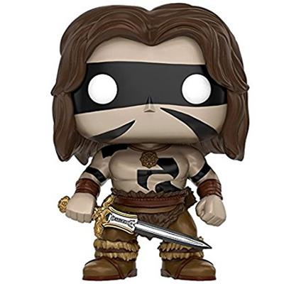 Funko Pop! Movies Conan the Barbarian (War Paint) Icon