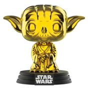 Funko Pop! Star Wars Yoda (Gold Chrome)
