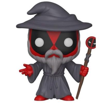 Funko Pop! Marvel Deadpool (Wizard)