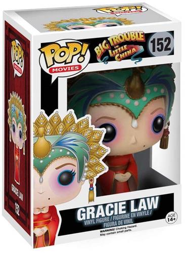 Funko Pop! Movies Gracie Law Stock