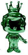 Funko Pop! Freddy Funko Tuxedo Freddy (Chrome-Green)