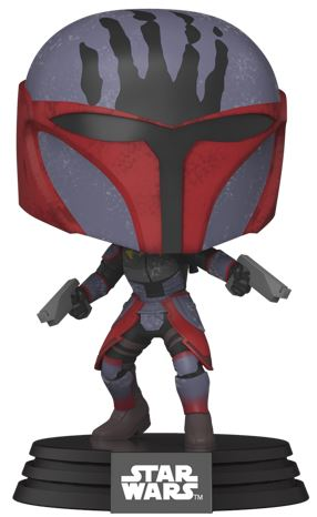 Funko Pop! Star Wars Mandalorian Super Commando