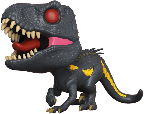 Funko Pop! Movies Indoraptor Icon
