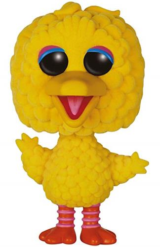 Funko Pop! Sesame Street Big Bird (Flocked)