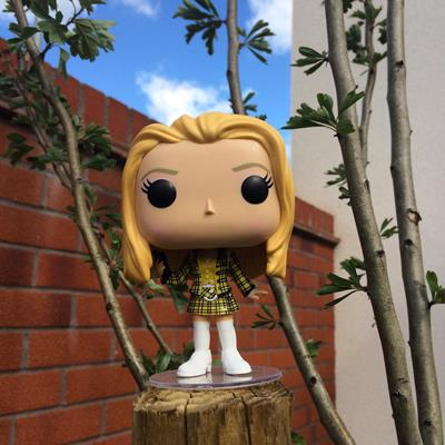 Funko Pop! Movies Cher Horowitz AdamandPhotography on Instagram