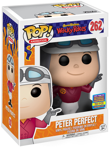 Funko Pop! Animation Peter Perfect Stock