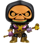 Funko Pop! Television Skeletor (Black Hood)