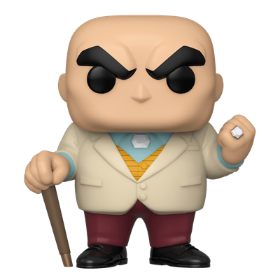 Funko Pop! Marvel Kingpin (First Appearance)
