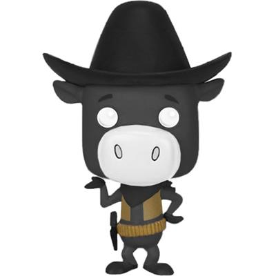 Funko Pop! Animation Quick Draw McGraw (Black)