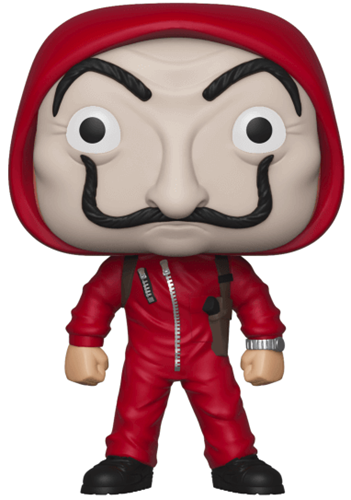 Funko Pop! Television Berlin (Masked) - CHASE