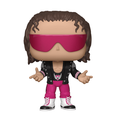 "Funko Pop! Wrestling Bret ""Hit Man"" Hart"