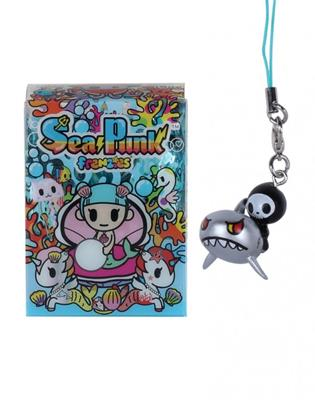 Tokidoki Sea Punk Frenzies Pirate Puff