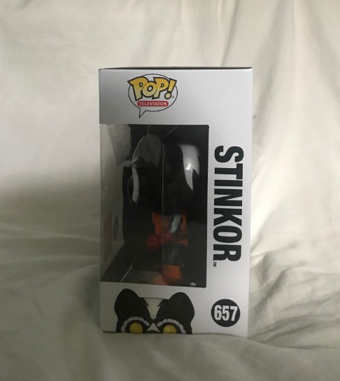 Covetly: Funko: Pop! Television: Stinkor (Scented) #657