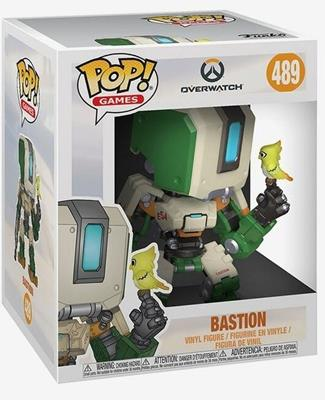 Funko Pop! Games Bastion Stock