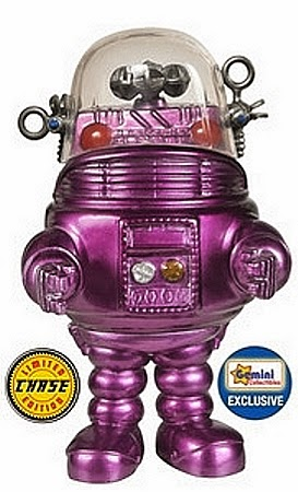 Funko Pop! Movies Robby the Robot (CHASE) Stock