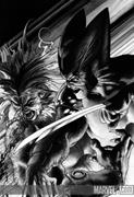 Marvel Comics Wolverine (2003 - 2009) Wolverine (2003) #51 (Black and White Variant)