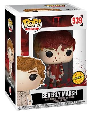 Funko Pop! Movies Beverly Marsh (Bloody) - CHASE Stock