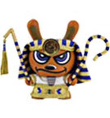 "Kid Robot 8"" Dunnys King Tut (Gold)"
