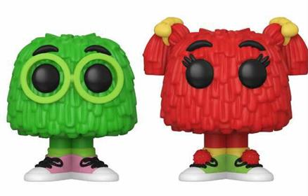 Funko Pop! Ad Icons Fry Guys (Red/Green) (2-Pack)