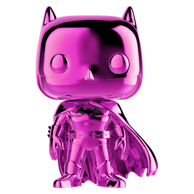 Funko Pop! Heroes Batman (Pink Chrome)