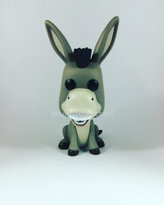 Funko Pop! Movies Donkey funko.collectors on instagram.com