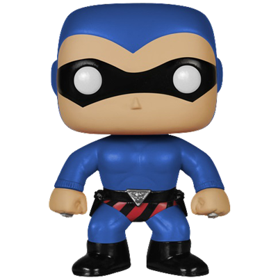 Funko Pop! Heroes The Phantom (Blue)