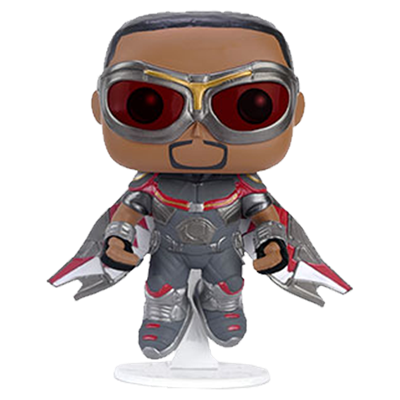 Funko Pop! Marvel Falcon (Civil War) Icon