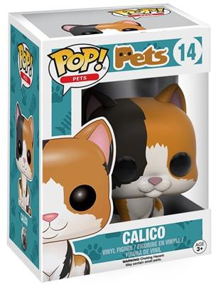 Funko Pop! Pets Calico Stock