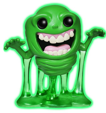 Funko Pop! Movies Slimer (Glow)