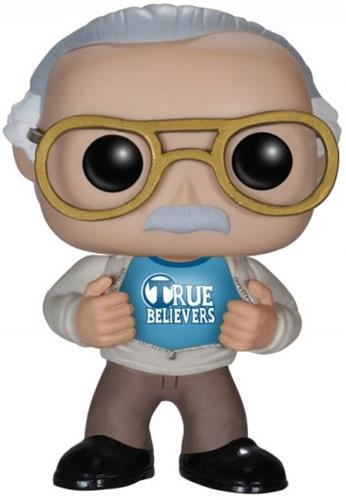 Funko Pop! Stan Lee Stan Lee (True Believers)
