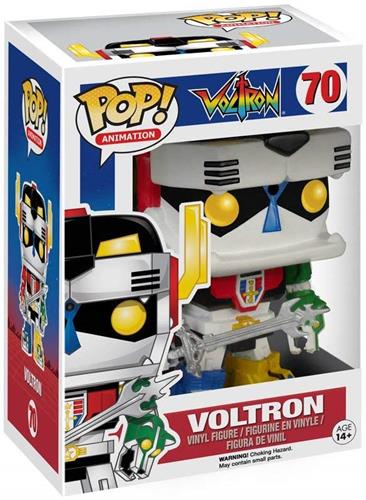 Funko Pop! Animation Voltron Stock