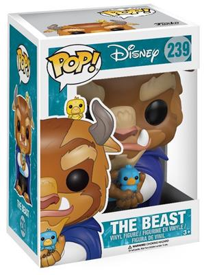Funko Pop! Disney The Beast Stock