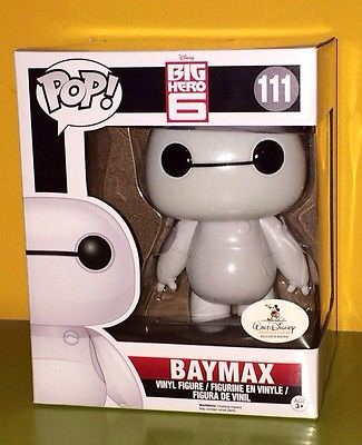Funko Pop! Disney Baymax (Pearlescent) Stock